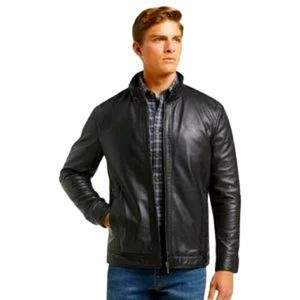 Jo's. A. Bank Men's LEATHER jacket